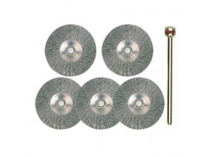 PROXXON Sada kotoučků z ušlechtilé oceli - 5ks(28956)  SERVIS EXCLUSIVE