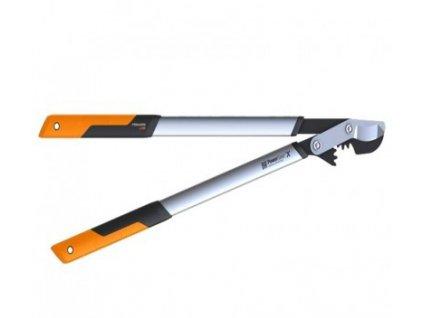 FISKARS Nůžky na silné větve dvoučepelové L PowerGear (112490)