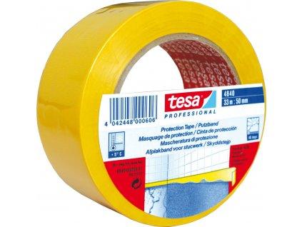 Páska lepiaca maskovacia 67001, 50mmx33m, nosič PVC, UV 6t, Tesa