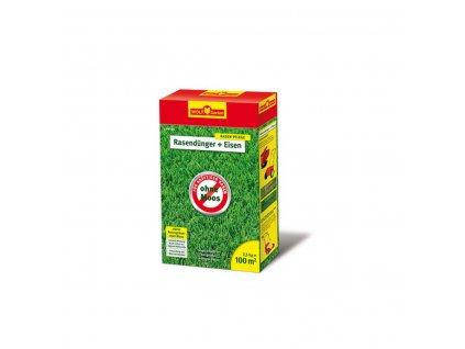 WOLF-Garten LP-M 100 travní hnojivo se železem
