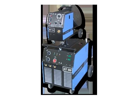 Svařovací poloautomat MIG / MAG SYNERGIC KIT 400 WS ZDROJ