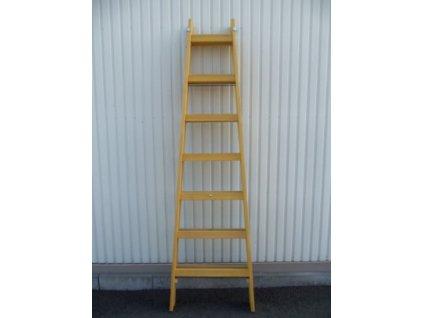 ALVE 2805 Dřevěný žebřík dvoudílný / štafle /  SERVIS EXCLUSIVE