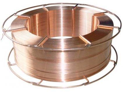 CO svařovací drát SG2 - 1,0mm / 15kg GÜDE