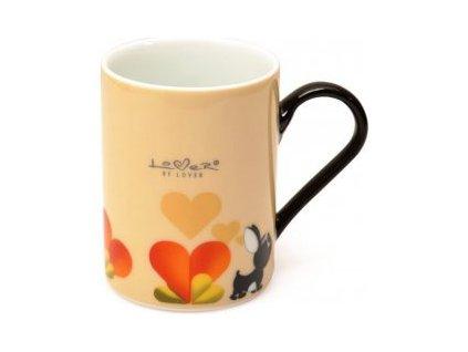 BergHOFF Hrníček na kávu Beige LOVER  2ks