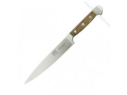 Filetovací nůž Alpha Dubový sud Güde Solingen 18 cm - pružný