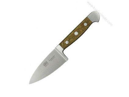 Nůž na tvrdý sýr Alpha Dubový sud Güde Solingen 10 cm