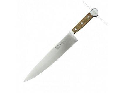 Kuchařský nůž Alpha Dubový sud Güde Solingen 26 cm.