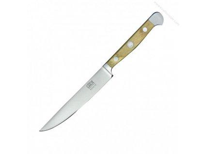 Steakový nůž Alpha Oliva Güde Solingen 12 cm