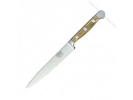 Nůž na šunku Alpha Oliva Güde Solingen 16 cm