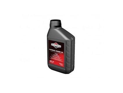 Olej SAE 30 pro 4-taktní motory 0,6 l