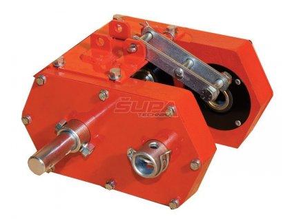 Přídavná převodovka řetězová - na převodovku PTR1  + VOUCHER - slevový kupón