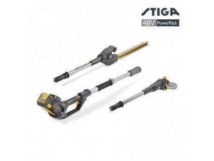 Multi - Tool STIGA SMT 48 AE - vyvětvovací pila akumulátorová