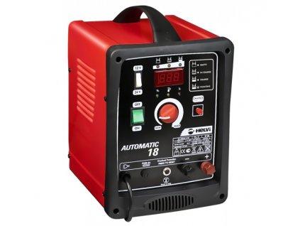 SOLUTION Automatická nabíječka AUTOMATIC 18