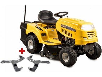 RIWALL PRO RLT 92 H POWER KIT travní traktor se zadním výhozem a hydrostatickou převodovkou  SERVIS EXCLUSIVE