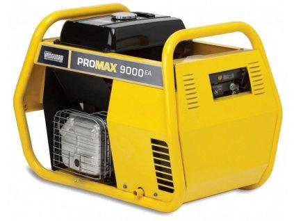 PRO MAX 9000 EA jednofázová elektrocentrála 220 V