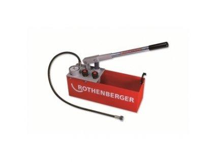 ROTHENBERGER RP 50 S, pozinkovaná