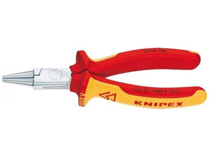 Knipex Kleště s kulatými čelistmi 160