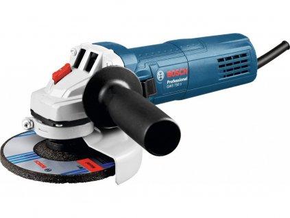 BOSCH GWS 750 S Professional Úhlová bruska, 125 mm  Rozšíření záruky na 3 roky zdarma.