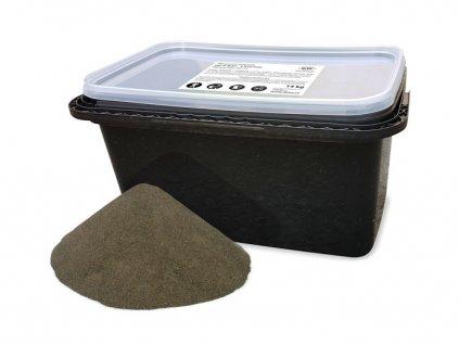 """Abrazivo (""""písek"""") na pískování EVAM, zrnitost 0,1 - 1 mm, kbelík 14 kg"""