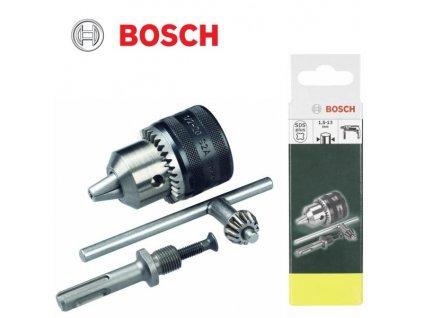 Rychloupínací sklíčidlo Bosch s adaptérem SDS-plus