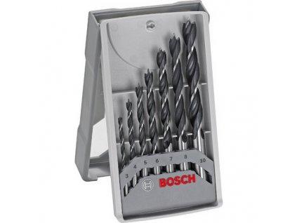 Bosch X-Pro sada vrtáků do dřeva 7 ks