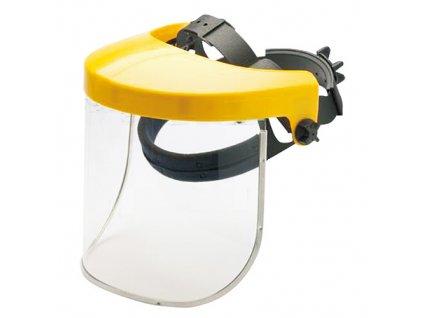 Štít Safetyco B917, ochranný, plexisklo, CE