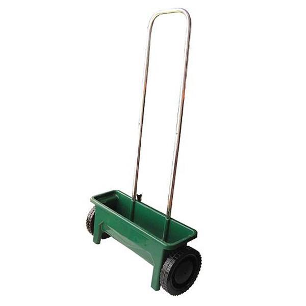Posípacie vozíky, záhradné valce