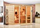 Vnútorne fínske sauny