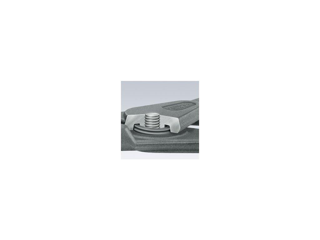 b6c4fe9325df7 ... KNIPEX Precízny kliešte pre poistné krúžky pre vonkajšie krúžky na  hriadeľoch 140 SERVIS EXCLUSIVE