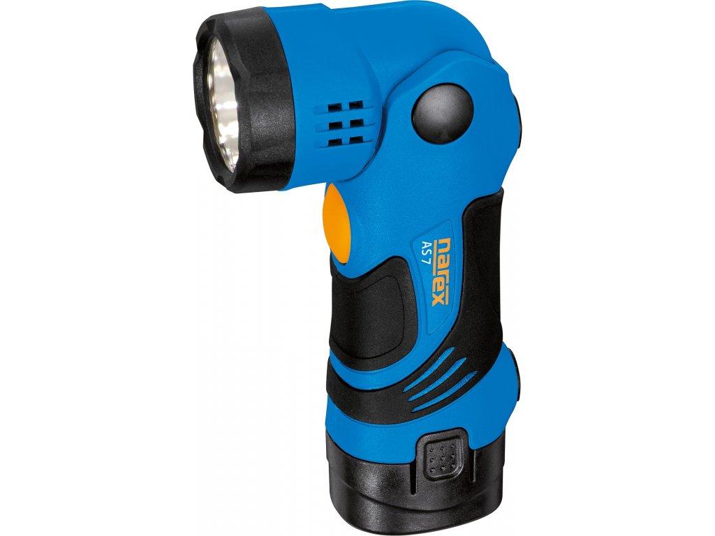 NAREX AS 7 akumulátorové svietidlo  + VOUCHER - zľavový kupón