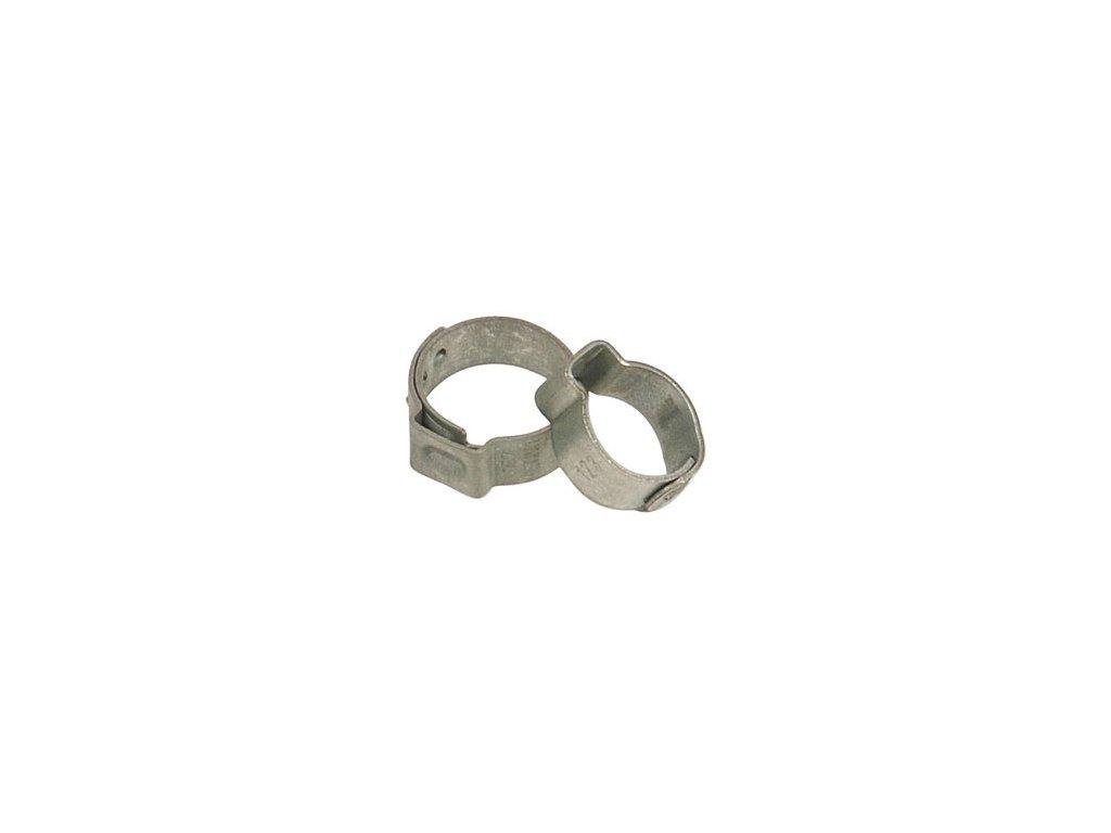 Hadicová spona s jedním uchem PRO, 15,7 mm, 1ks  SERVIS EXCLUSIVE