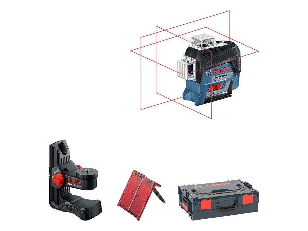 bosch gll 3 80 c krizovy laser 0601063R02 v