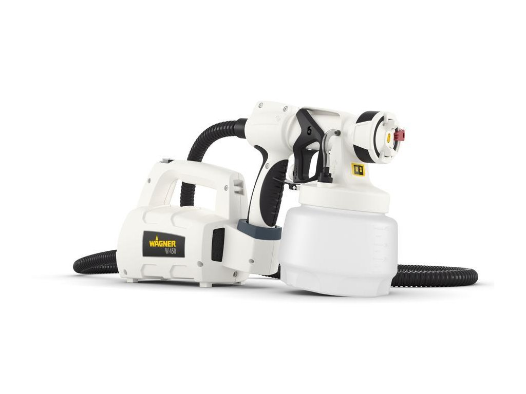 WAGNER Wall Sprayer W 450 striekacia pištoľ  SERVIS EXCLUSIVE