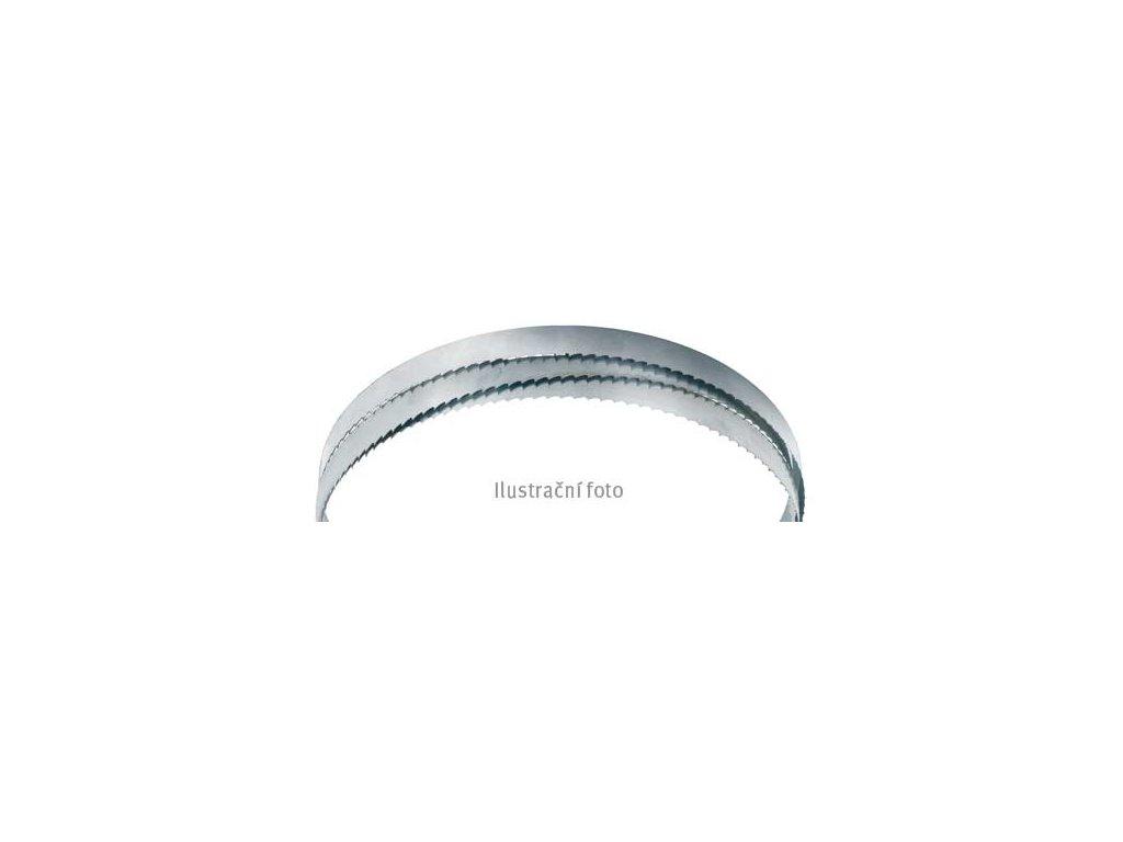 """Pilový pás M 42 Bi-metal – 5 020 × 27 × 0,9 mm (6/10"""")"""