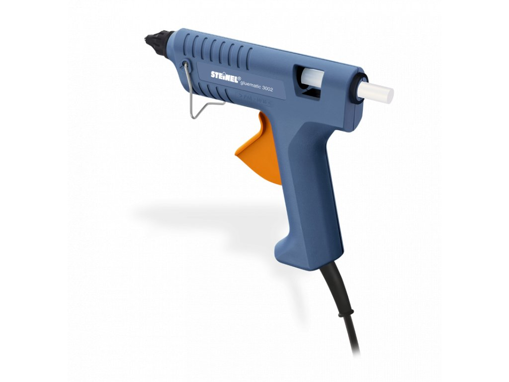 STEINEL GLUEMATIC 3002 Termolepiaca pištoľ v plastovom kufríku  + SERVIS EXCLUSIVE