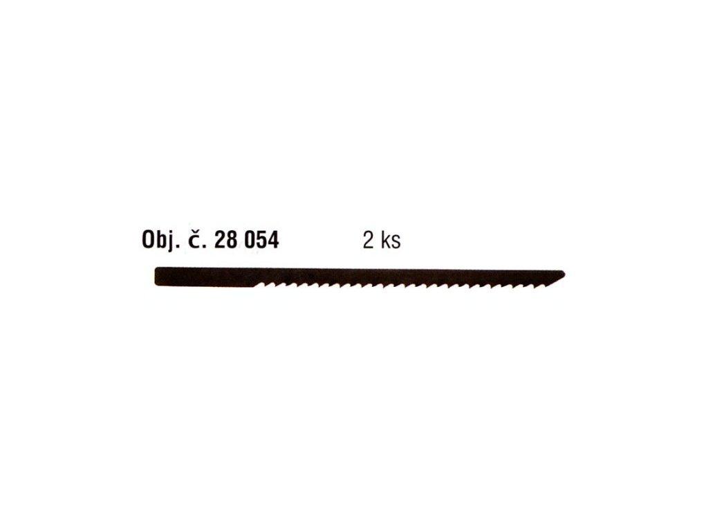 ca8f851d10418 PROXXON Pílový list zo špeciálnej ocele pre priamočiaru pílu SS 230/E a STS  12