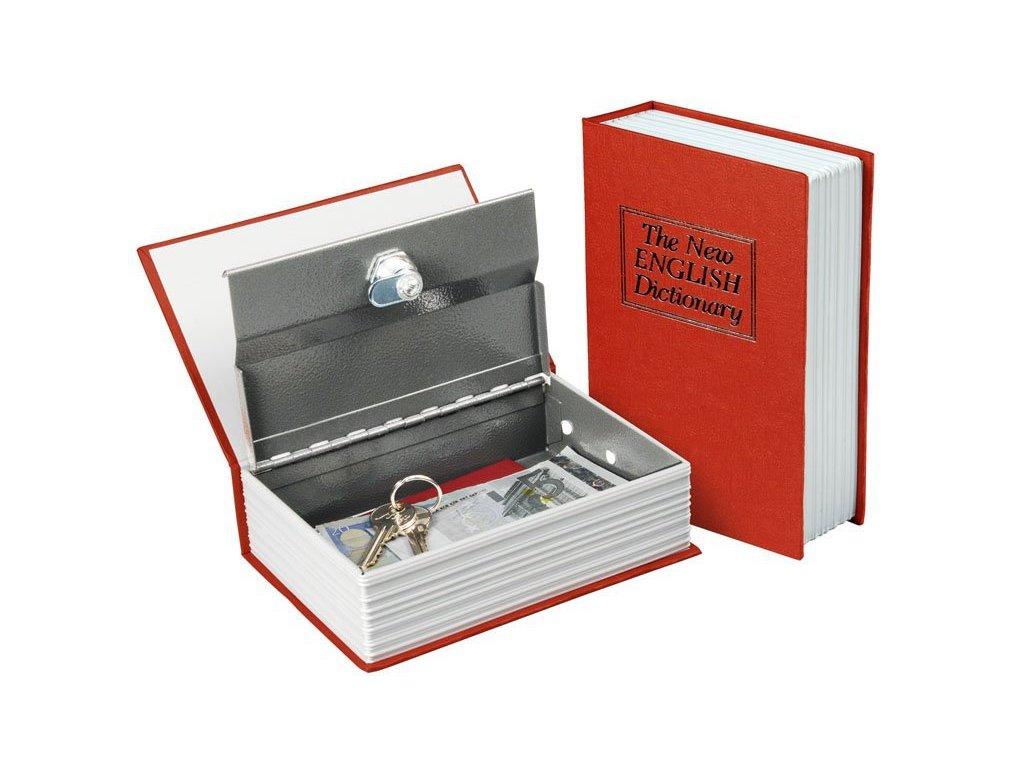 Extol Craft Pokladnička - kniha