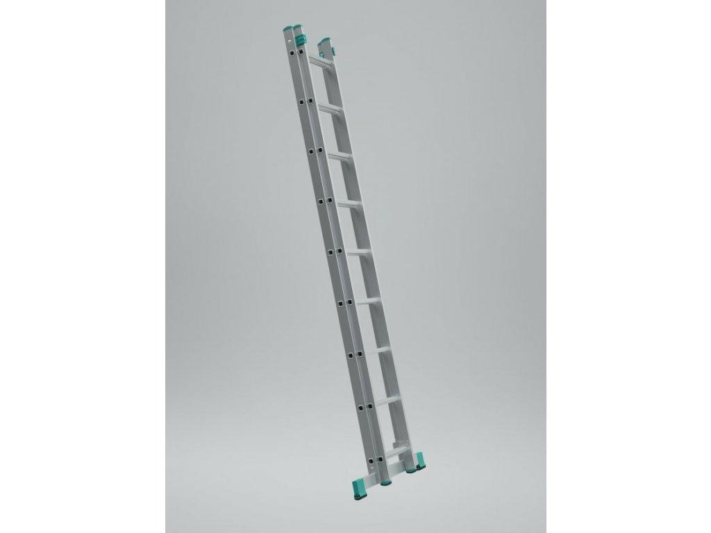 ALVE EUROSTYL 7514 Rebrík dvojdielny univerzálny  SERVIS EXCLUSIVE + VOUCHER - zľavový kupón