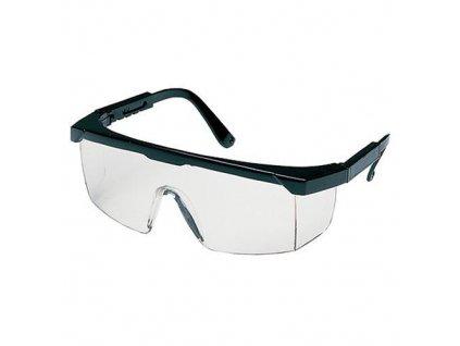 Okuliare Safetyco B507, číre, ochranné