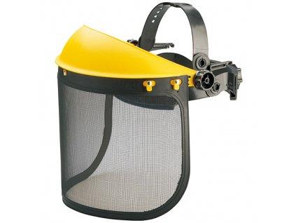 Stit Safetyco B916-SP, ochranný, drôtená mriežka, CE