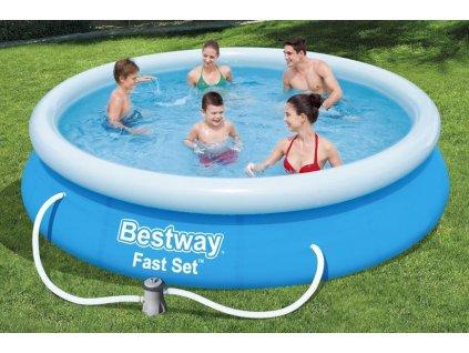 Bazen Bestway® 57274, 3,66x0,76 m, nafukovací, filter
