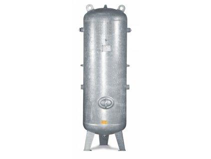 Stojící tlaková nádoba DB VZ 2000/16 V  SERVIS EXCLUSIVE