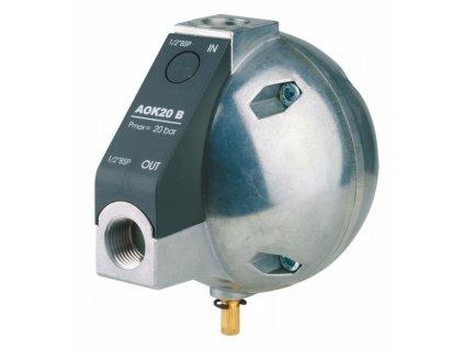 Automatický odvaděč kondenzátu AOK 20B  SERVIS EXCLUSIVE