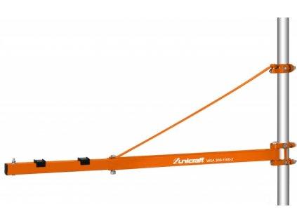 Stěnové otočné rameno WSA 600-750-2