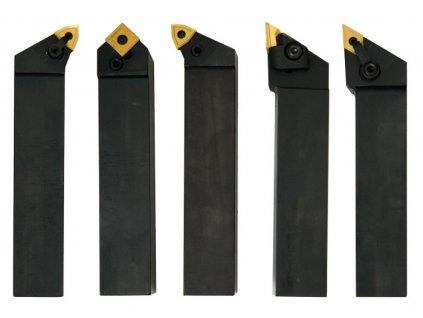 Sada soustružnických nožů HM 32 mm - 5 ks