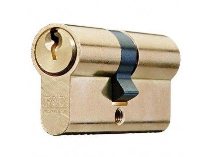 Vlozka FAB 50D/30+50, 3 kľúče, stavebná