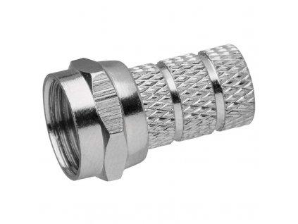 Konektor F vidlica pre koax CB500