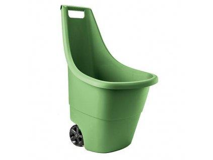 Vozik Keter® EASY GO 50L, 51x56x84 cm, zelený