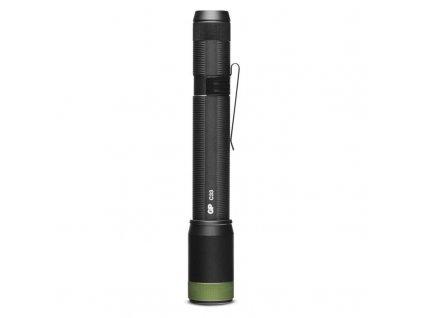 LED svietidlo GP C33 + 2× AA batéria GP ultra  + VOUCHER - zľavový kupón