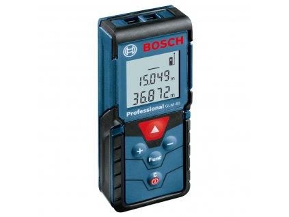Bosch GLM 40 Laserový merač vzdialeností  SERVIS EXCLUSIVE | Rozšírenie záruky na 3 roky zadarmo + VOUCHER - zľavový kupón